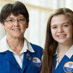 Volunteering at Mayo Clinic a Family Affair for Lynn and Siri Olson