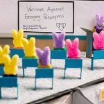Sugary Diorama Gives Colleagues a Peep into Lab Life