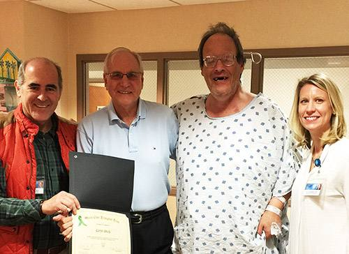 'I Saw a Need, So I Helped Fill It:' Volunteer Donates Kidney So Another May Live
