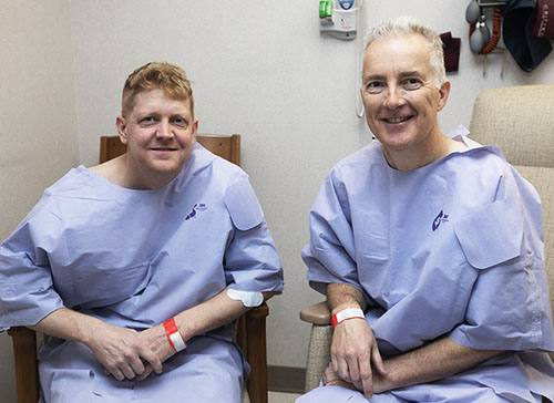 'I Have to Try:' Mayo Employee Donates Kidney to Friend in Need