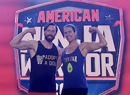 Mayo Clinic's Own Ninja Warriors Use Platform to Make a Difference