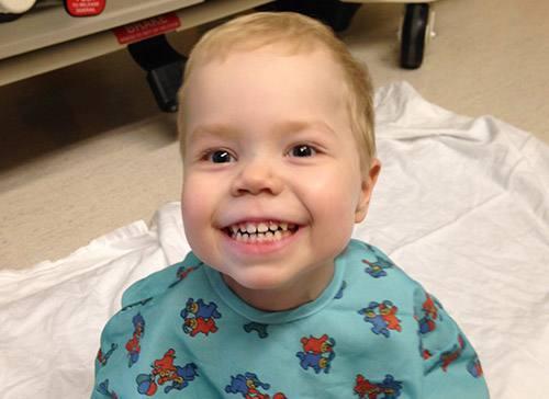 Beads of Courage Help Mark Milestones of Treatment