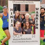 Mayo's Ninja Warriors Team With Child Life Staff to Give Kids the Gift of Play