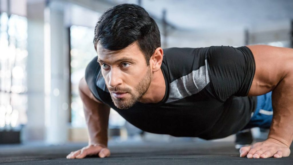 Can Push Ups Predict Your Future?