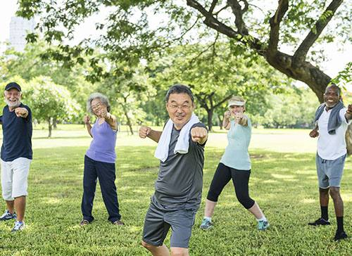 Exercise Is Just What the Doctor Ordered to Fight Age-Related Changes