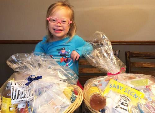 Jack's Basket Celebrates Babies With Down Syndrome
