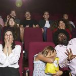Why Scary Movies Make Your Heart Pound and Muscles Clench