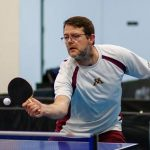 Steve Grinnell: Staying Ahead of Parkinson's Disease One Ping Pong Game at a Time