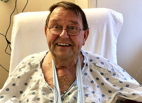 All Hands on Deck: Larry Oelkers Suffers Heart Attack, Community Rushes To Help