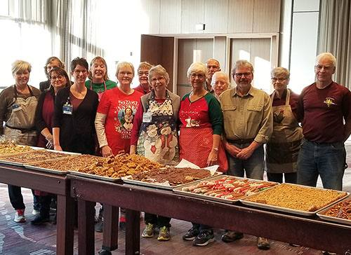 Thanks to Generous Businesses, Hospice Holiday Baking Tradition Continues
