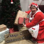 Mayo Staff Channel the Clauses to Bring Holidays to the Hospital