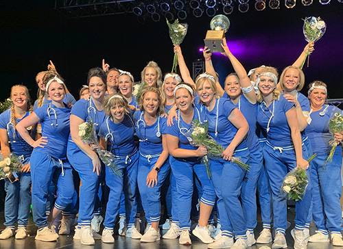 Mayo Clinic Health System Nurses Become Mankato's Newest Dancing Stars