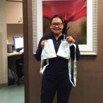 Nurse Sews Pouches for Patients in Secret (Until Now)