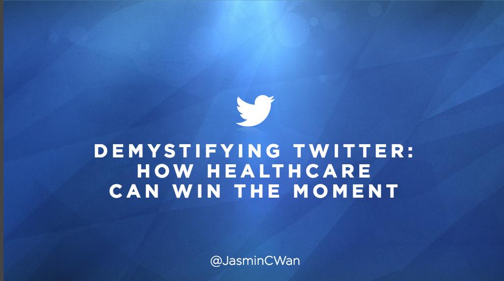 Twitter: Health Happens Here
