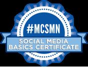 Social Media Basics Certificate