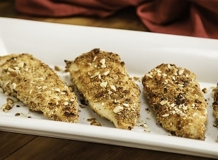 2016-11-04-almond crusted chicken