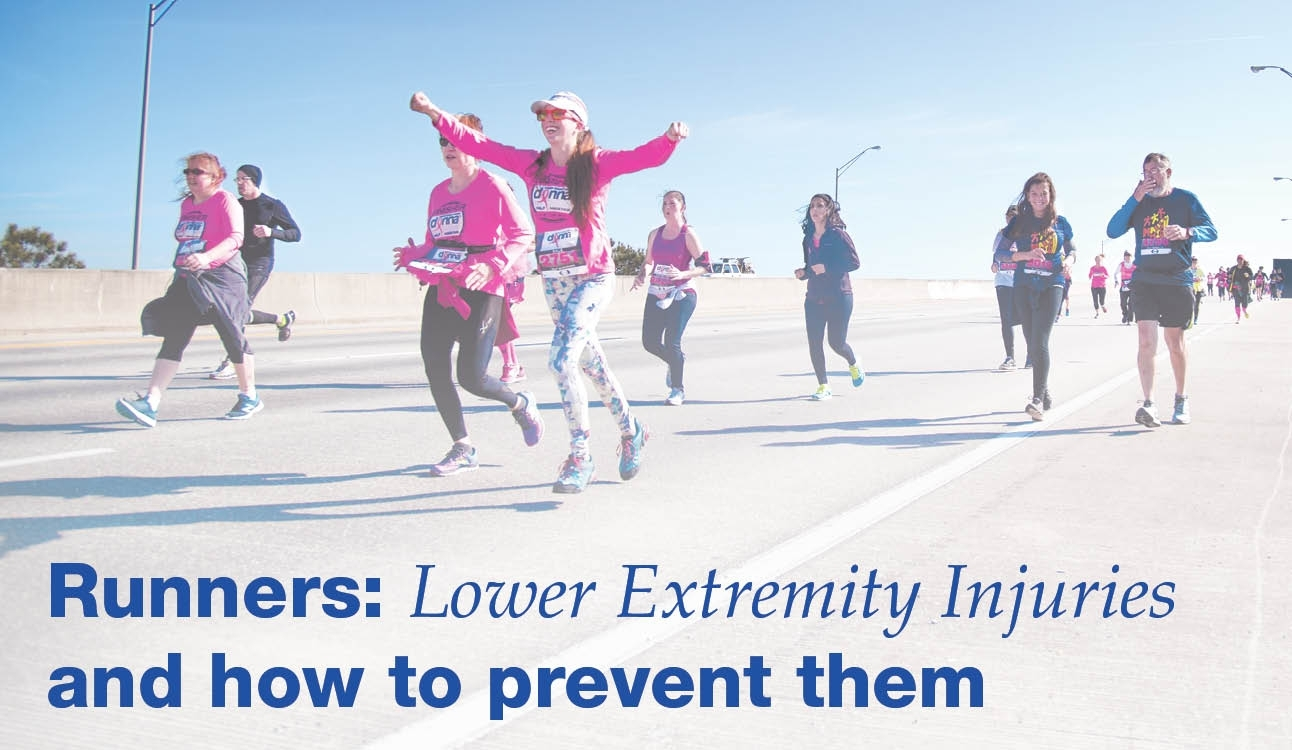Runners: Lower Extremity Injuries
