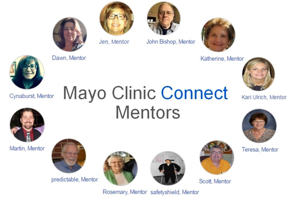Connect Volunteer Patient Mentors