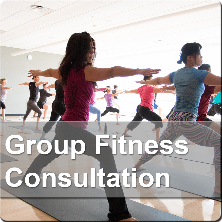 Group Fitness Consultation
