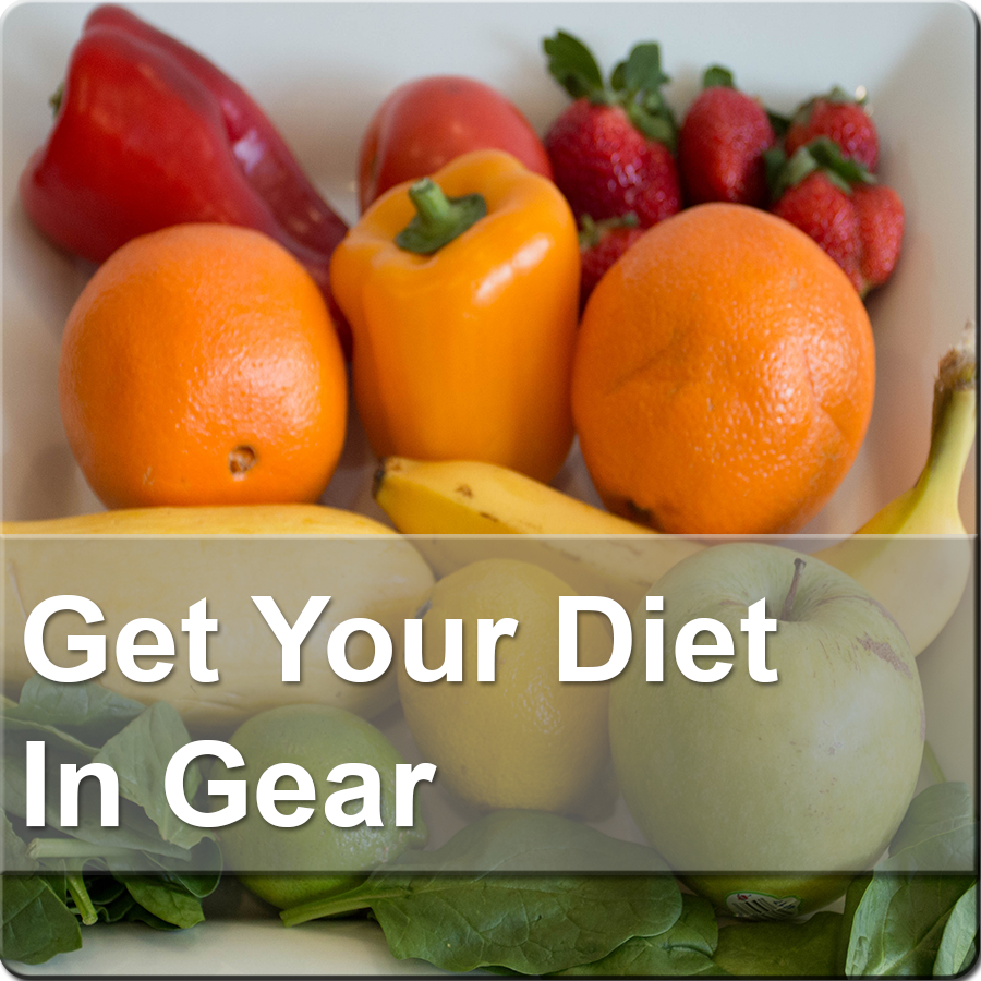 Get Your Diet in Gear