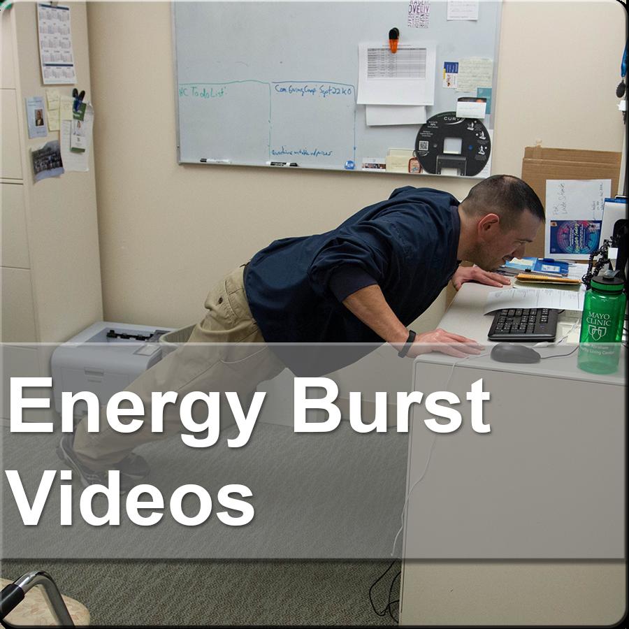 Energy Burst Videos