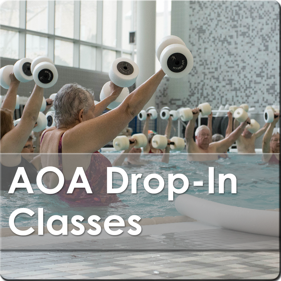 AOA Drop-In Classes