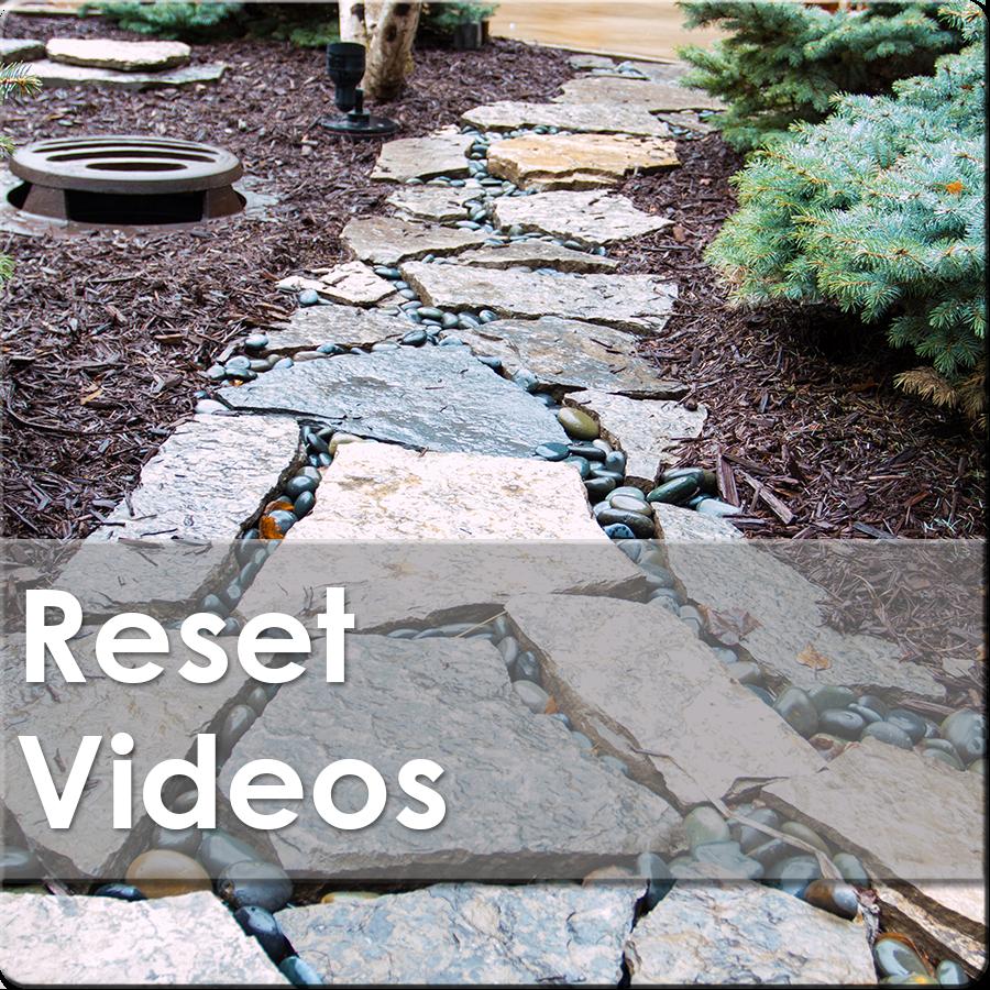 Reset Videos