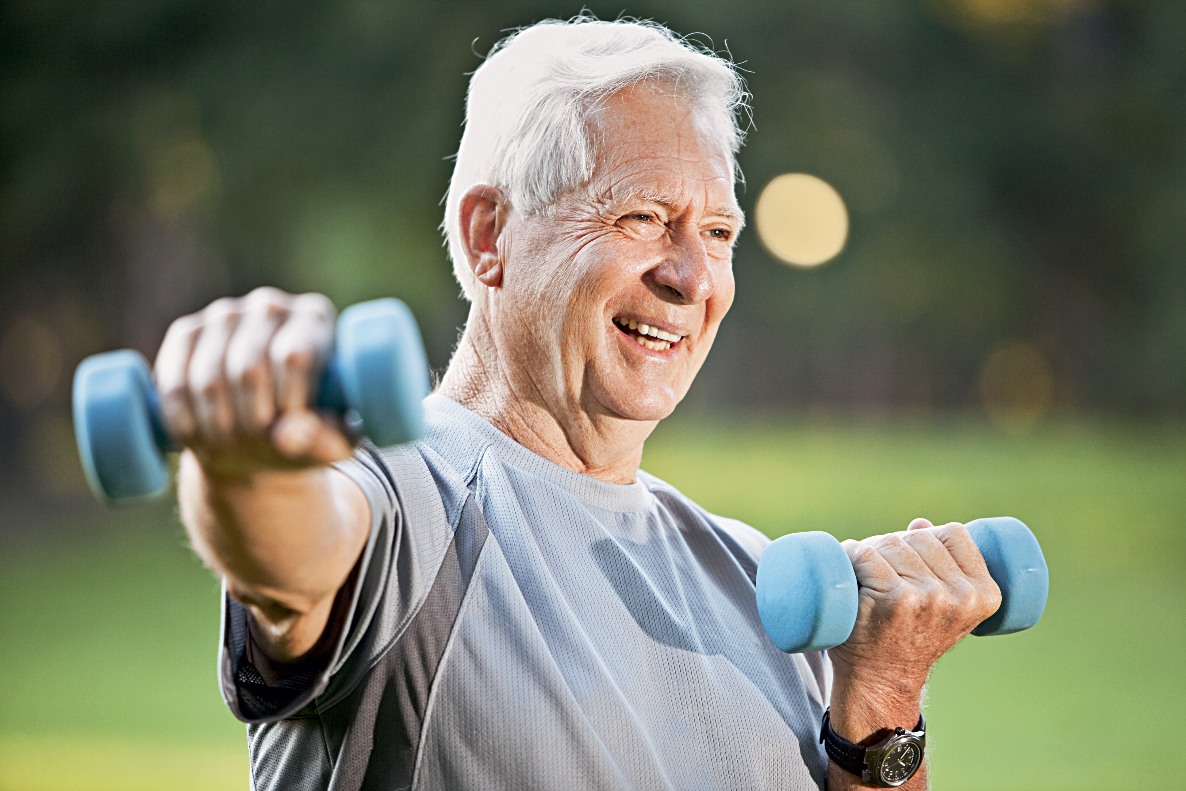 50+ Active Living
