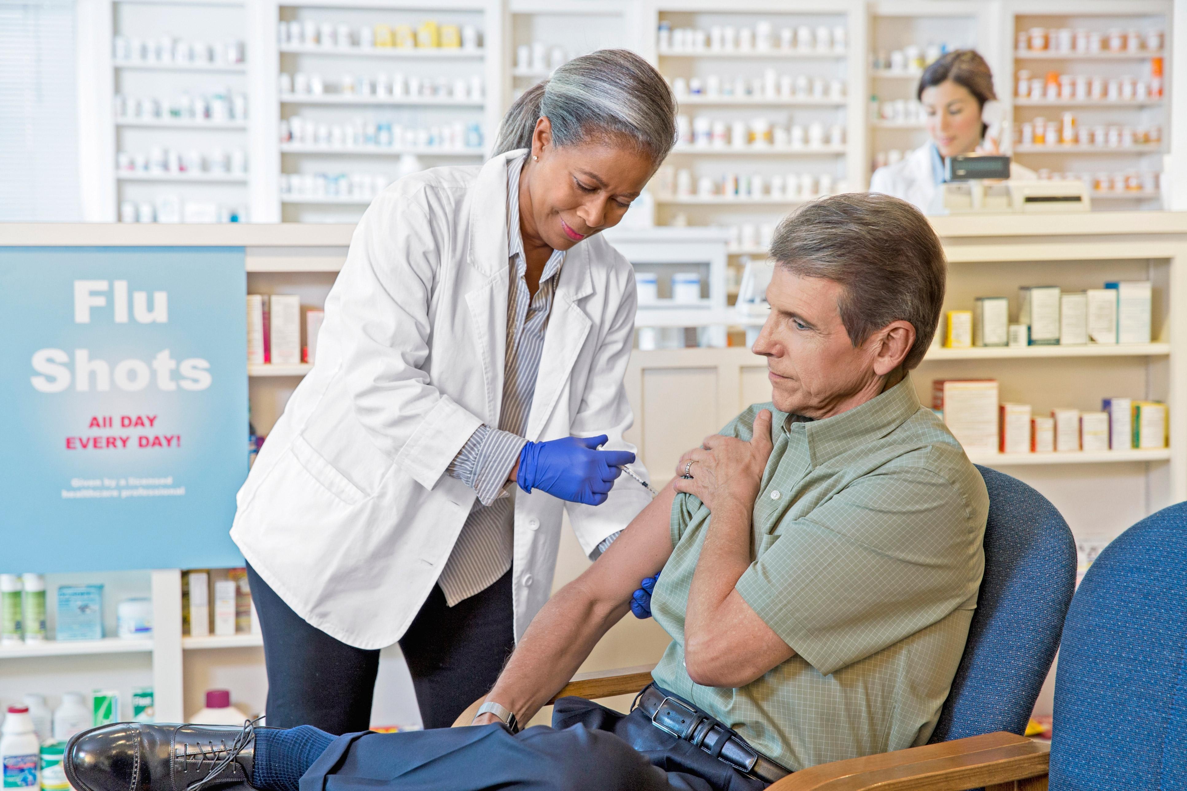 Community Flu-Shot Clinics