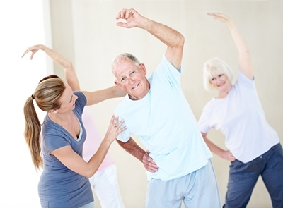 50+ Exercise as We Age