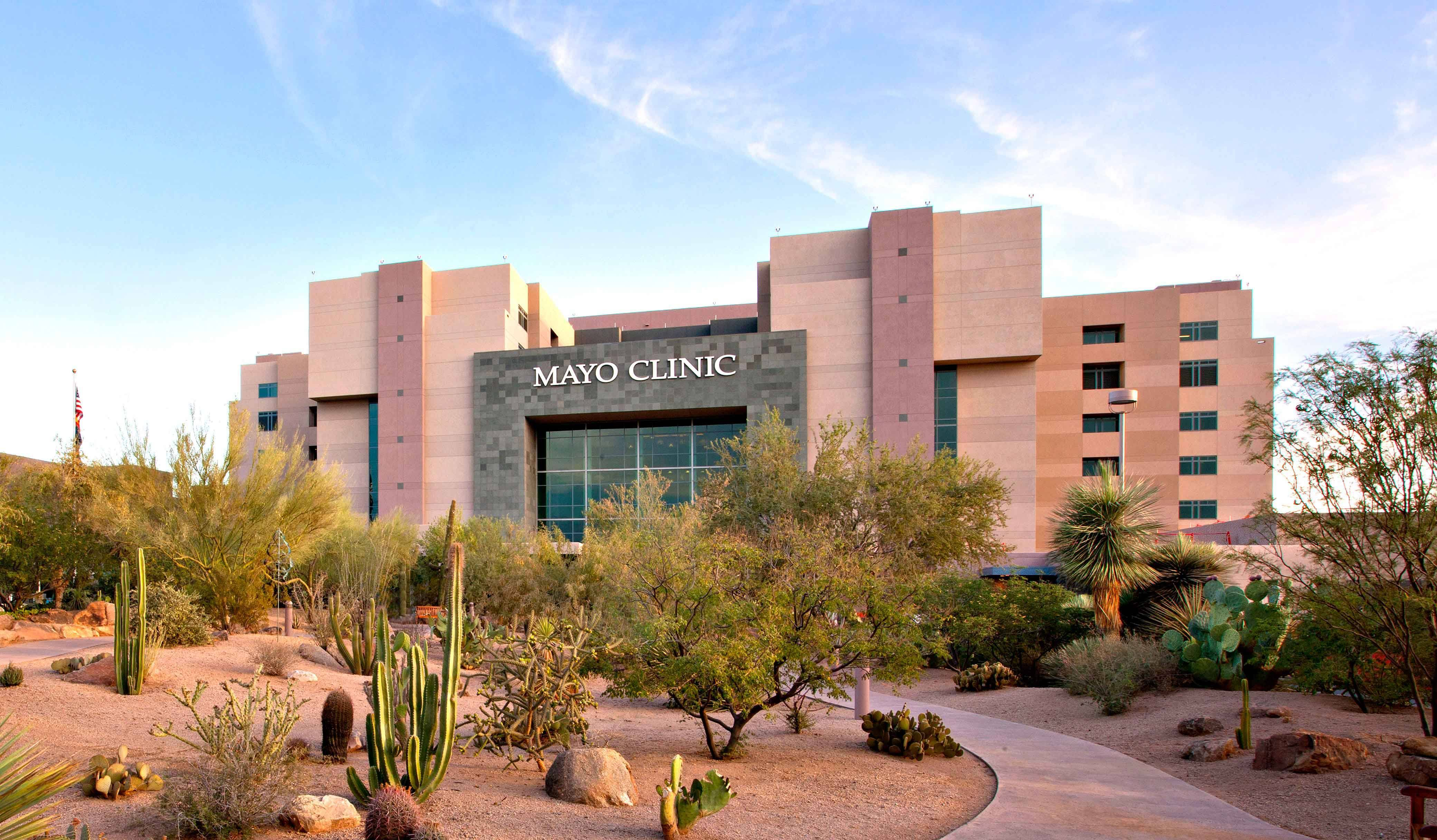 Med School 101 (Mayo Clinic's campus in Phoenix, Arizona)