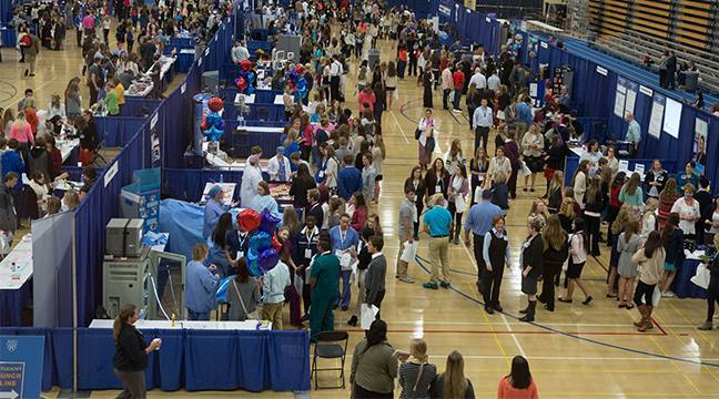 Career Booths