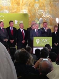 DMC News Conference