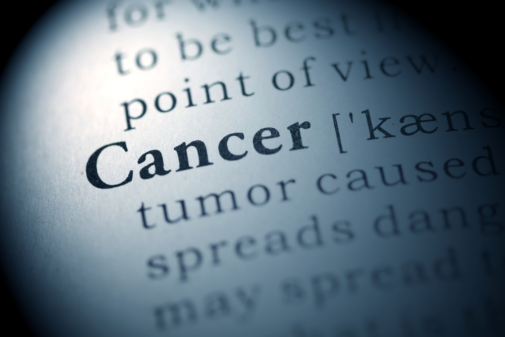 cancer word in dictionary