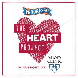 Logotipo del Proyecto Corazón de Progresso y Mayo Clinic