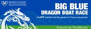 Lacrosse Dragon Boat Banner