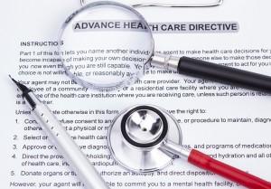 Advance Health Care Directive