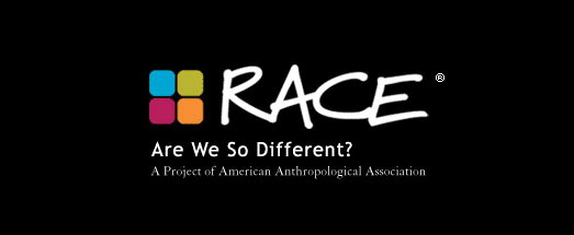 RACE- Are We So Different? banner