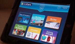 myCare app cardiac