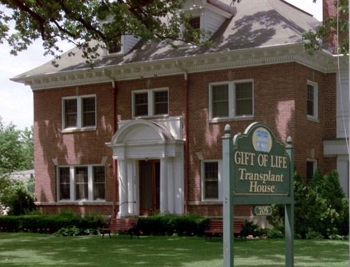 Gift of Life Transplant House