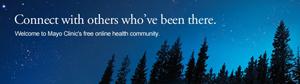 Connect community online logo