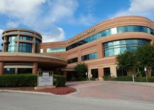 Parrish Medical Center Entrance
