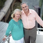 Jorge and Leslie Bacardi