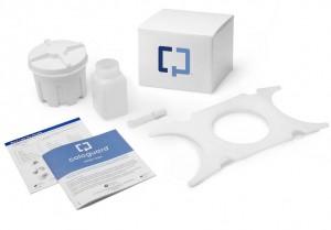Cologuard stool DNA screening box