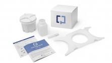Caja para el examen Cologuard® de ADN en heces
