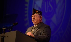 Dr. Donald Jenkins remarks at American Legion National Convention.