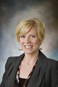 Dr. Elizabeth Cozine with Mayo Clinic Health System