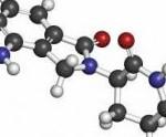 Lenalidomide multiple myeloma drug molecule
