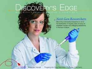 Discovery's Edge--Cover