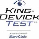Logotipo de la prueba de King-Devick